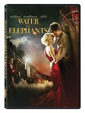Water for Elephants (DVD, 2011, Canadian) Brand New Reese Witherspoon