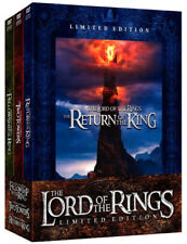 The Lord of the Rings Limited Edition 6 DVD Set