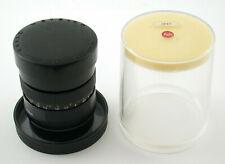 LEICA Elmarit R 2,8/90 90 90mm F2,8 2,8 Germany prime lens top Portrait adapt. M