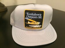 Kashabowie Outposts Seaplane Trucker Hat Snapback