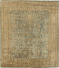 Antique Persian Meshad Rug (size adjusted) BB5798
