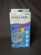 💥Klear Shopping Cart Handle Wrap Reusable Neoprene-Pink💥