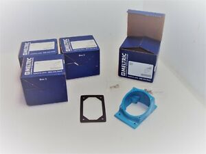 (4) Meltric 791M3FS Aluminum 30 Degree Angle Adapter