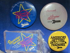 Vintage Amtrak Promotional Pins/ Buttons