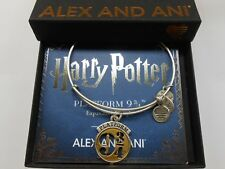 Alex and Ani Harry Potter Platform Two Tone NWTBC