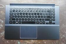 """Samsung NP900X4B NP900X4C 15"""" Palmrest Touchpad W/ Keyboard BA59-03330A Genuine"""