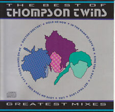 Thompson Twins: [Made in USA 1988] Best Of - Greatest Mixes          CD