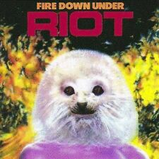Riot : Fire Down Under CD