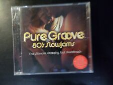 CD DOUBLE ALBUM - PURE GROOVE - 80'S SLOWJAMS - MARVIN GAYE / ATLANTIC STARR