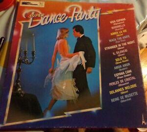 SUPER DANCE PARTY , vinyles, 3 DISQUES 33 TOURS DANS COFFRET