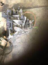 peugeot 205 Turbo diesel be3 gearbox  reverse behind 5th