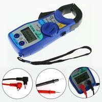 Amperimetrica Voltage Pincers Meter Digital Multimeter Pinza KT87N Amper zxc