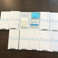 10 X Rodan + and Fields Give It A Glow Sample Card Set New