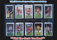 BASSETT (BARRATT) - FOOTBALL 1989-90 (VG) ***PICK THE CARDS YOU NEED***