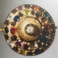 Ring 14ct Gold Saphir Rubin Brillant Granat Topas Citrin Peridot Turmalin