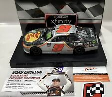 "2020 1/24 #9 Noah Gragson ""Black Rifle/Bass Pro Shops/ Daytona Win"" Autographed"