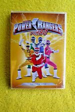 NEW/SEALED DVD SET! SABAN'S POWER RANGERS TURBO! VOLUME 1! 3 DVD SET/23 EPISODES