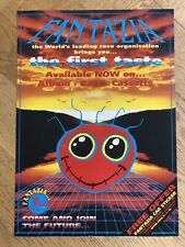 Fantazia The First Taste rave flyer