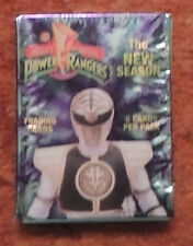 POWER RANGERS NEW SEASON SERIES 3 1994 RETAIL COMPLETE BASE CARD SET OF 72
