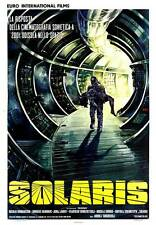 "SOLARIS Movie Poster [Licensed-NEW-USA] 27x40"" Theater Size (Italian Version)"