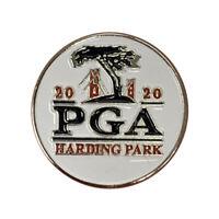 2020 PGA Championship Harding Park Golf Ball Marker + HAT CLIP