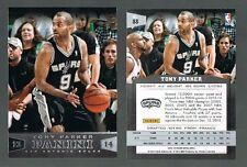 TONY PARKER #88 Spurs SPURS 2013/14 Panini Basketball NBA - Quantity Alv.
