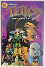 Tellos Prologue #1 DF exclusive foil edition limited to 3000 with COA (DF 1999)