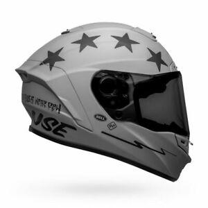 Bell Star DLX MIPS FASTHOUSE VICTORY CIRCLE MATTE GREY Medium Motorcycle Helmet
