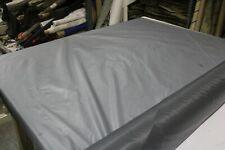Grey 1.1 OZ  NYLON RIPSTOP 30D COATED DWR WATERPROOF FABRIC COATED