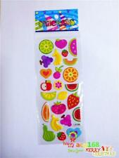 Melon Banana Stickers Alive Xmas Fruits Lot Craft Kids Party Toys Gifts Handmade