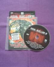 v/a - Visual Rebellion III DVD Century Media Promo Napalm Death Nevermore