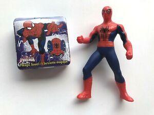 2014 Spiderman McDonalds Happy Meal Toy Marvel Amazing Spider-Man Eyes Light Up