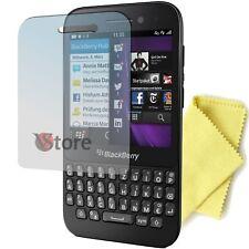 5 Pellicola Per BlackBerry Q5  Proteggi Salva Schermo Display Pellicole LCD