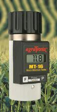 Agratronix Grain moisture tester rice corn wheat barley oat MT-16 MT16 USA