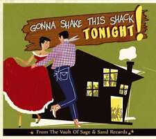 From The Vault Of Sage & Sand Records (Gonna Shake This Shack...) CD Neu