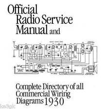 Collectible Radio Manuals
