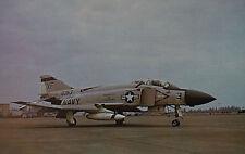 Jack Splinter McDonnell Douglas F-4 Phantom II United States Navy Postcard