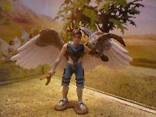 Schleich -Bayala - Elf mit Falke- Arelan (Adler, Greifvogel) -70429