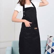Waterproof Kitchen Bib Aprons Dress Restaurant Chef Bbq Cooking Baking