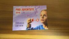 Schweiz, Markenheft/Stamp booklet Pro Juventute 2018 Postfrisch/mint