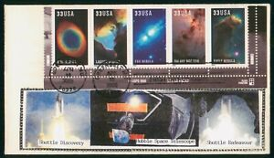 Mayfairstamps US FDC 2000 Space Combo Strip first Day Cover 29431wwo