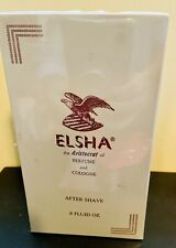 ELSHA AFTERSHAVE FOR MEN 8 oz NEW IN BOX!