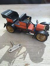 Schuco modelauto mercedes simplex 1902. Schuco 1229