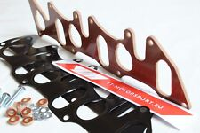 Phenolic Spacer Kit - Reduce Intake Temps! VR6 12V With Bolts And Gaskets 2.8