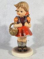 "Goebel Hummel Figurine TMK6 #81/0 ""School Girl"" 5"""