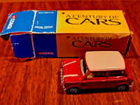 Corgi & Solido Hachette 1:43 MORRIS MINI COOPER Special Limited Edition Toy Car