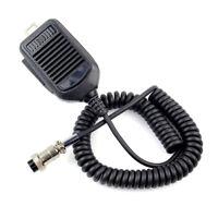 8Pin Hand Mic Microphone for ICOM HM36 HM-36/28 IC-718 IC-775 IC-7200 2Way Radio