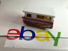 """MATCHBOX POP-UP CAMPER """"THE ROAD TRAVELED""""   k"""
