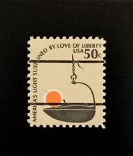 1979 50c Iron Betty, Lamp, Precancel Scott 1608 Mint F/VF NH