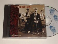 IMMATURE 'Playtyme Is Over' 1994 US CD Album - I Don't Mind, Never Lie